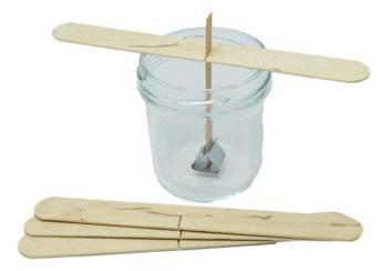20x Knot drewniany do wosku stablizator gratis 8cm