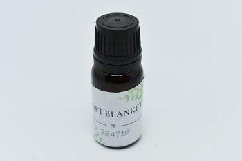 Zapach do świec SOFT BLANKET 10 ml aromat wosk
