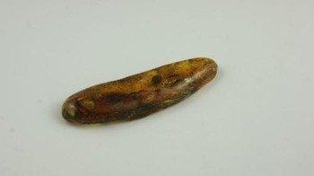 bursztyn bałtycki bryłka sopel surowiec naturalny