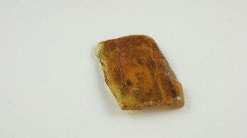 bursztyn bałtycki bryłka surowiec prostokąt
